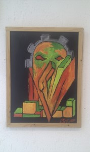 bjorn painting