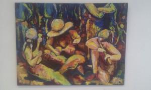 shirley painting